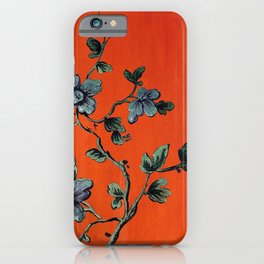 Green Ivy iPhone Case