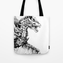 Alduin, the World Eater Tote Bag