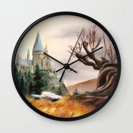 Autumnal magic... Wall Clock