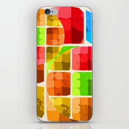 Denatured iPhone Skin