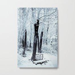 Stillness II Metal Print