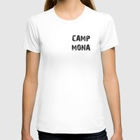 pretty little liars T-shirts featuring Camp Mona - Pretty Little Liars (PLL) by swiftstore