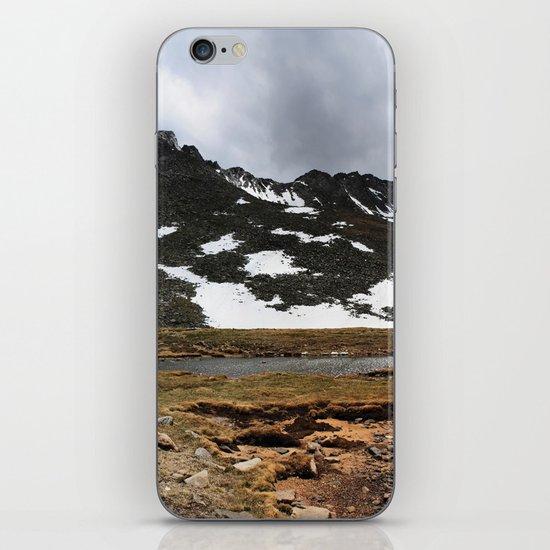 Mt. Evans, Colorado iPhone & iPod Skin