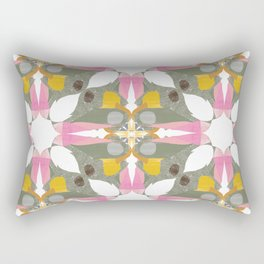 Collide 7 Rectangular Pillow