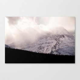 Cherry Mountains Canvas Print