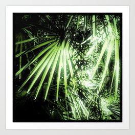Jungle Spirit Art Print