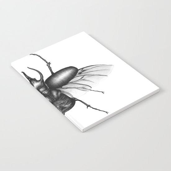 Beetle Wings Notebook