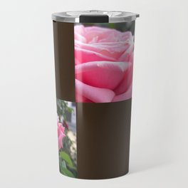 Pink Roses in Anzures 6 Blank Q3F0 Travel Mug