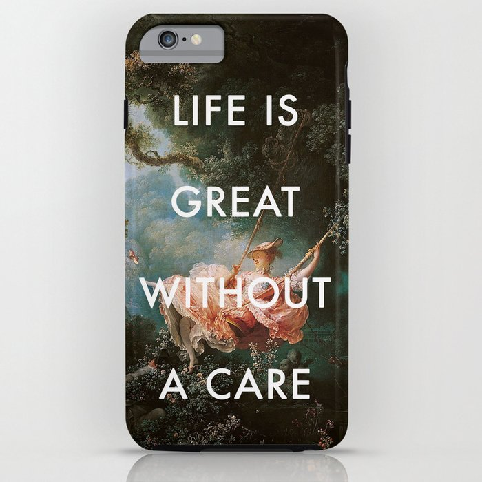 I Phone Case by Lorde Art History