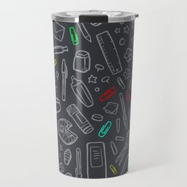 Stationery Lover Travel Mug
