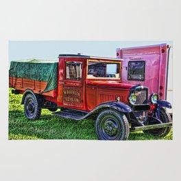Vintage Transport Rug