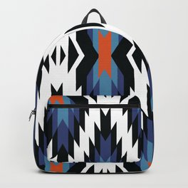 American Native Pattern No. 217 Backpack