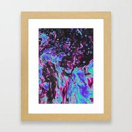 THE VOID IN ITSELF Framed Art Print
