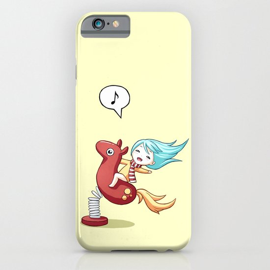 Pony Ride iPhone & iPod Case