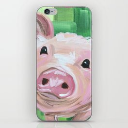 Wilbur iPhone Skin