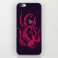 undersea attack (col. ver) iPhone & iPod Skin