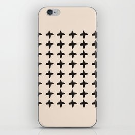 Minimal Pattern #society6 #decor #buyart iPhone Skin