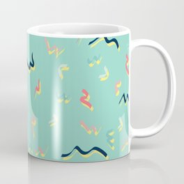 Playful Scribbles Coffee Mug