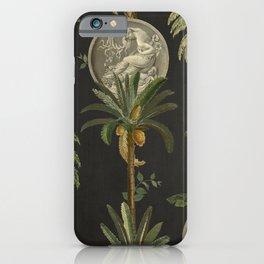 L'autunno Antracita iPhone Case