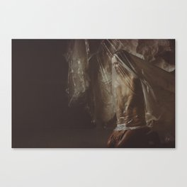 Suffocate-3 Canvas Print