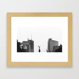 Isolation. Framed Art Print