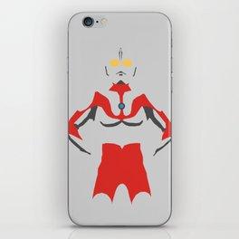 Ultraman iPhone Skin