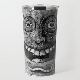 Disturbing Spongebob Travel Mug