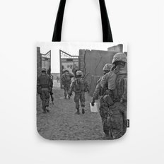 Oscar Mike (please read description for this pic) Tote Bag