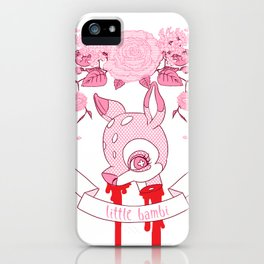 Little Bambi iPhone Case