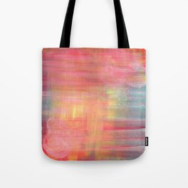 Sunset Background Tote Bag
