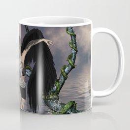 Wonderful dark swan fairy Coffee Mug