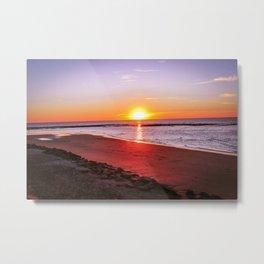 rota spain beach 14 Metal Print