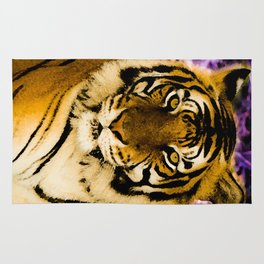 Royal Golden Tiger Rug
