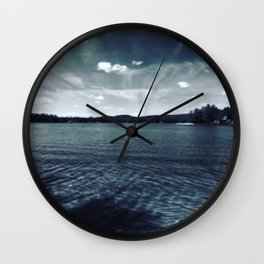 Lake Sokokis 2016  Wall Clock
