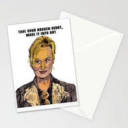Meryl Streep Stationery Cards