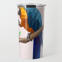 Geometry Arara Travel Mug