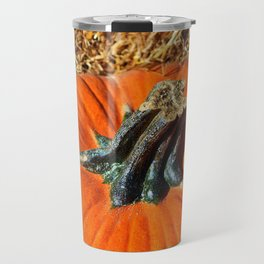 Pumpkin Stem Travel Mug