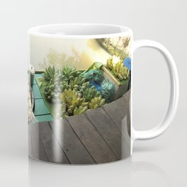 Floating Market Coffee Mug