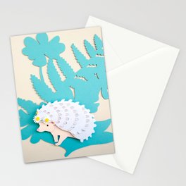 Queen of the Hedge Stationery Cards