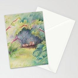 Summer Shelter Stationery Cards