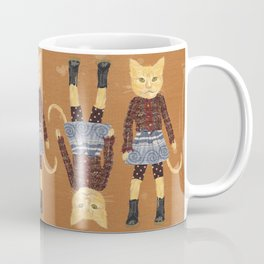 Cat girl Coffee Mug