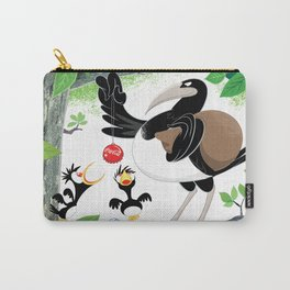 Thieving Magpies Carry-All Pouch