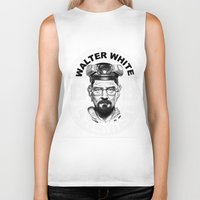 chemistry Biker Tanks featuring Chemistry by SwanniePhotoArt