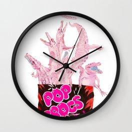 Popcrocs Wall Clock
