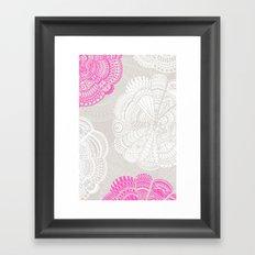 Doodle Doiley Framed Art Print