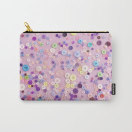Collection of buttons Carry-All Pouch