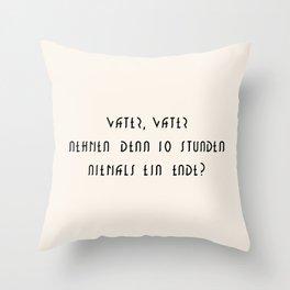 M E T R O P O L I S Throw Pillow