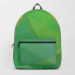 Polygon print bright colors #society6 #decor #buyart #artprint Backpack