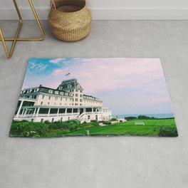 Ocean House Hotel in Watch Hill Rhode Island Rug