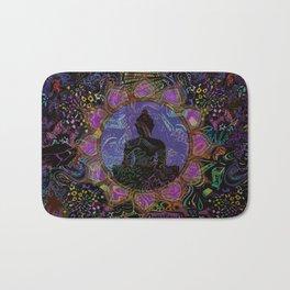Buddha in Spirits Bath Mat